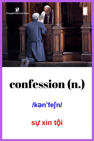 32 Từ vựng tiếng Anh chủ đề Thiên Chúa Giáo