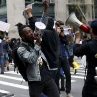 tiếng trung về biểu tình
