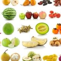 hoa quả tiếng trung