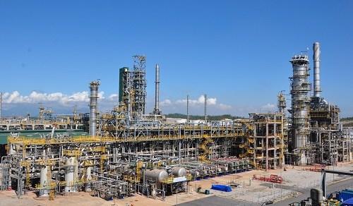tiếng trung về hóa dầu