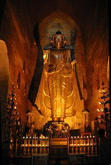 Toàn Không: Tôn giả  A Nan Đà làm đệ tử của Phật