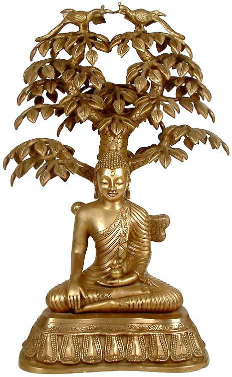 Đức Phật thành đạo theo giáo lý Tây Tạng