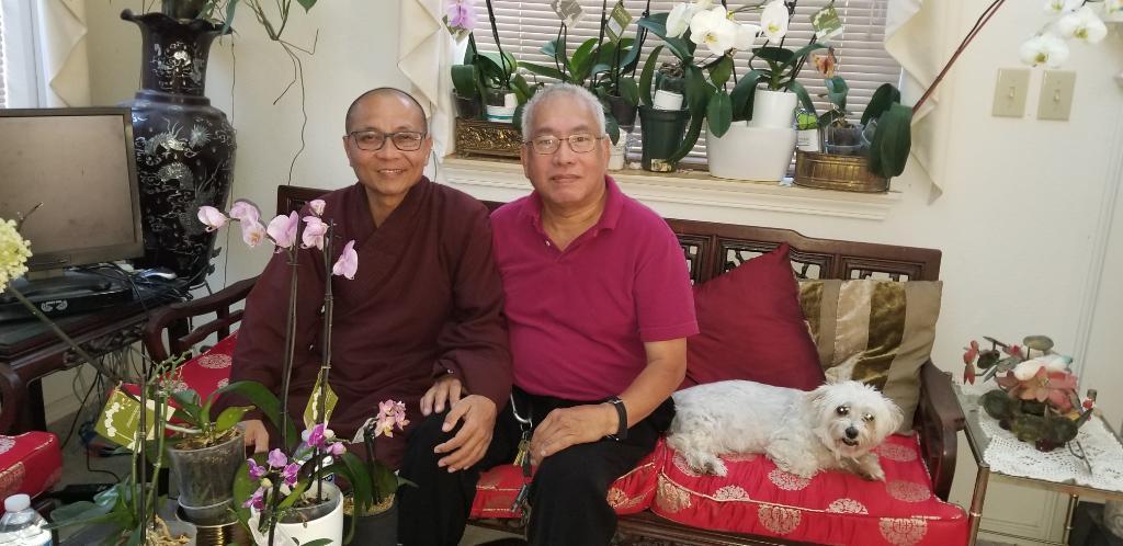Phỏng vấn TT Thích Vĩnh Phước
