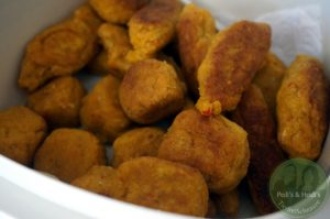 indische Gemüsebaellchen