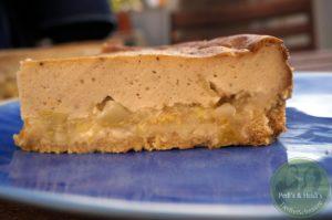 Birnen-Seidenkuchen