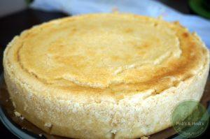 Pedi's weltklasse Kaesekuchen