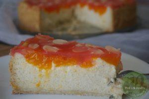 Schmand-Mandarinen Kuchen