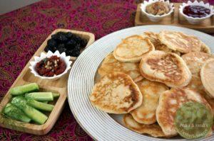 Kaşık Dökmesi – Joghurt-Pancakes