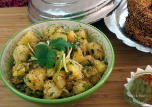 Patates Salatası – Kartoffelsalat