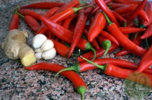 Thai-Ketchup / Chili-Soße süß-sauer auf Vorrat