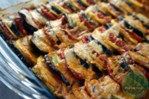 Ratatuy Turkish Style mit göttlichem Käse-Ersatz