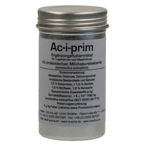 Re-Scha Ac-i-prim, Laktobazillen ,Lactobacillus