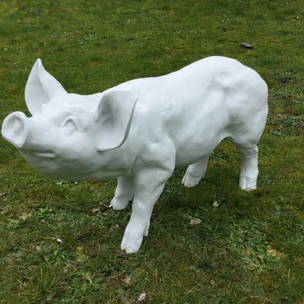 Schwein Rohling zum Bemalen
