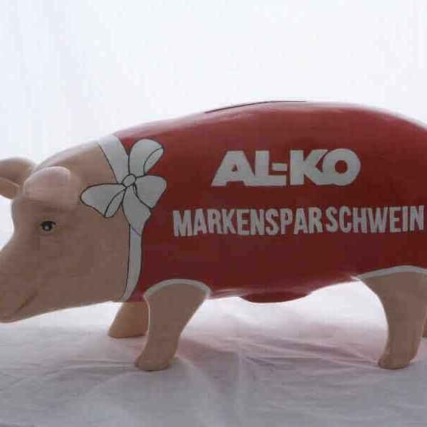 Riesiges Sparschwein 100 cm lang