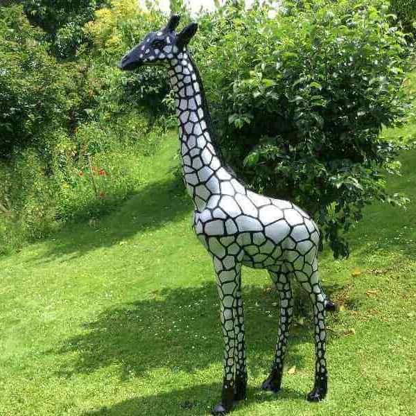 Dekoration Giraffe 205 cm