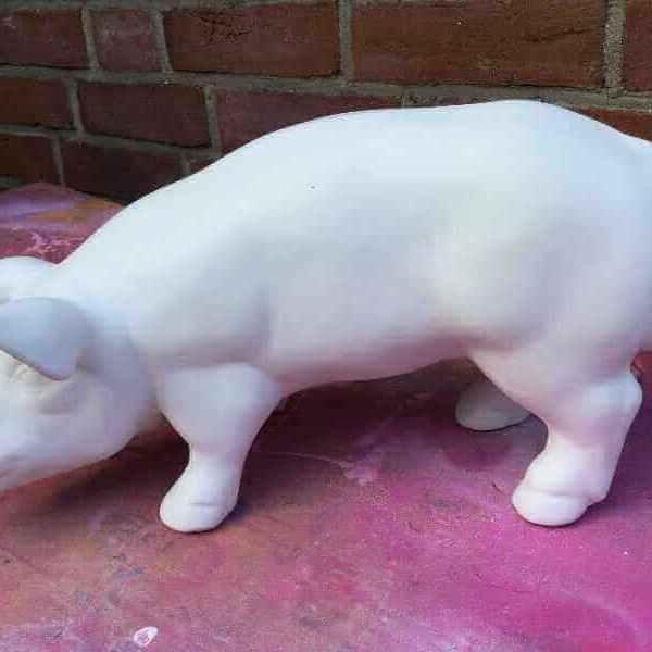 Riesiges Sparschwein 40 cm lang
