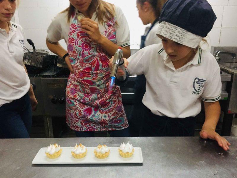 Cocina juegos bonaerenses colegio tierra del sur