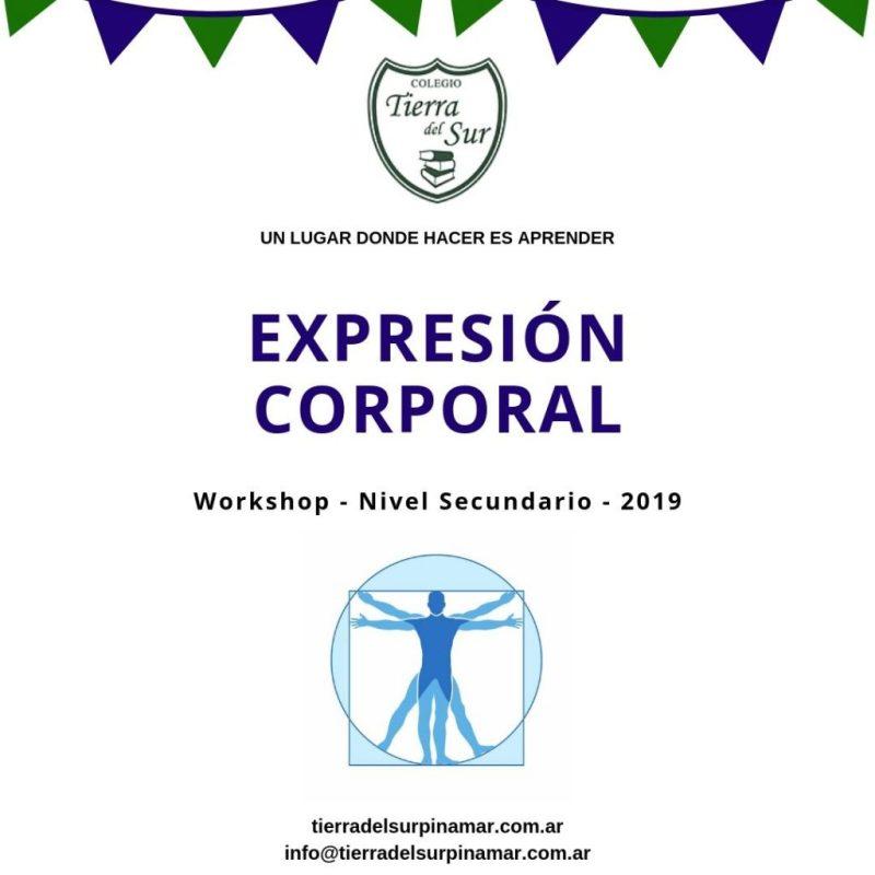 Workshop Expresión Corporal (1)