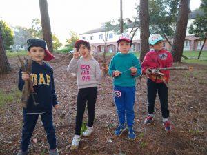 Campamento Nivel Inicial en Pinamar