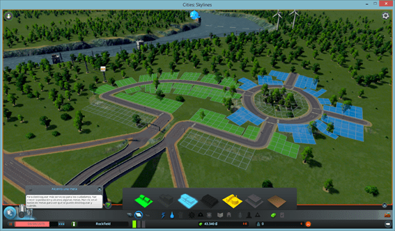 Cities Skylines - comienzo