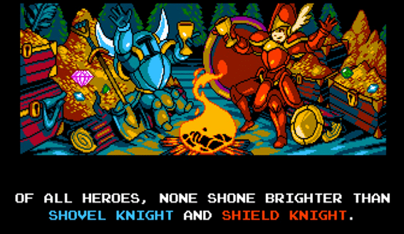 shovel knight graficos