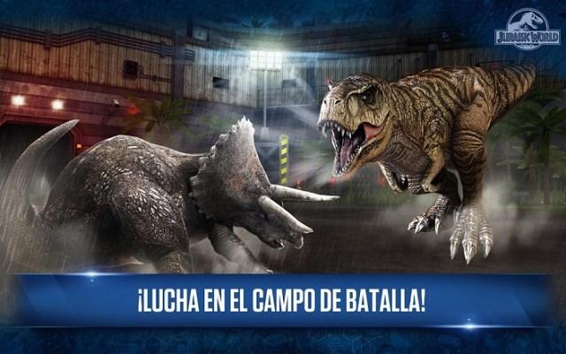 Jurassic World Juego Pelicula