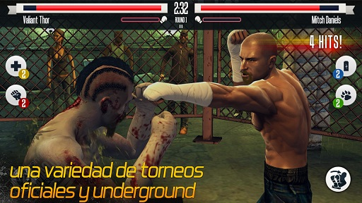 juego boxear