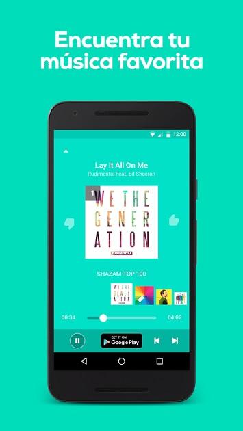 musica favorita android