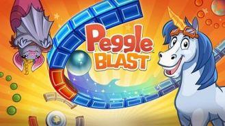 Peggle Blast Portada