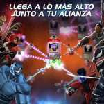 juego heroes marvel android