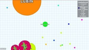 Gameplay Agar.io