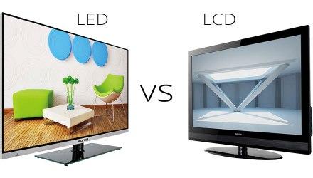 pantalla lcd o led