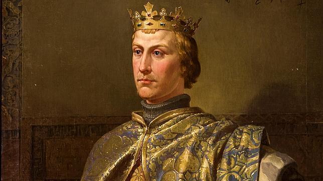 retrato Pedro I de Castilla