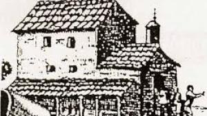 Sebastián Lopez El Relicario y la ermita de Ntra. Señora de la Bienvenida en 1751