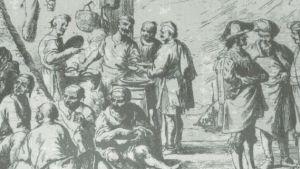 Alonso de Espinosa, viaje en búsqueda de una vida mejor 1605