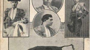 Septiembre 1912. Los Navalmorales, fiesta y toros.