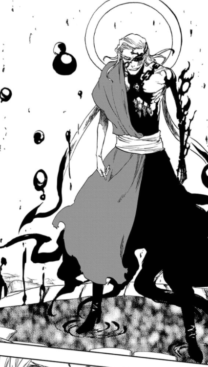 One shot Bleach 2021 manga szayel aporro granz