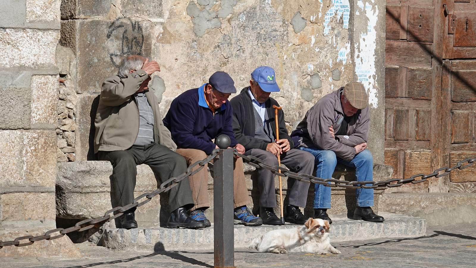 Gezonde leefstijl is ook afschakelen na de lunch met een siësta ook wel Iberische Yoga genoemd