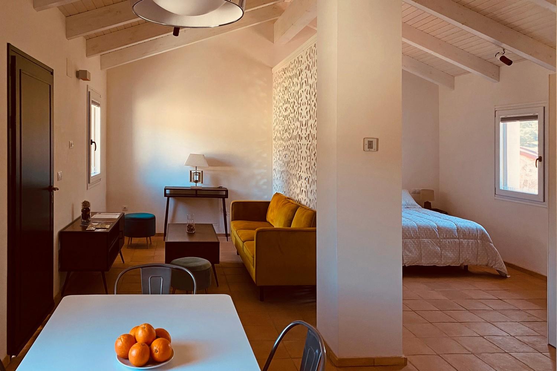 Vakantiehuis bij astronomie complex overnachting tijdens fietsen door Extremadura