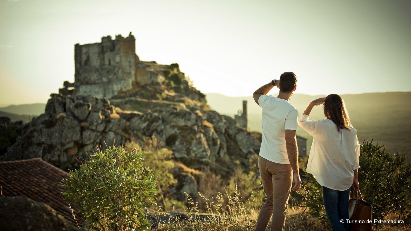 Extremadura is een van de dunbevolktste en minst toeristische regio's van Spanje. Corona maartregelen zijn hier makkelijk te volgen.