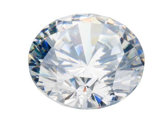 circonita - diamante de laboratorio