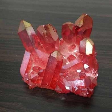 Aura rubi rojo