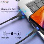 CABO USB TIPO C PARA SAMSUNG A51 S10 S9 e XIAOMI README NOTE 9S