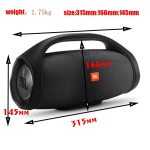 CAIXA SUBWOOFER BOOMBOX 2 OLD TOWN 60W