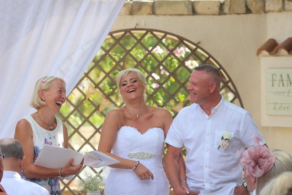Personalised Ceremonies in Cyprus