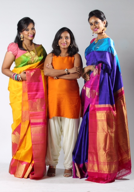 Kancheevaram Weaves By Zobha