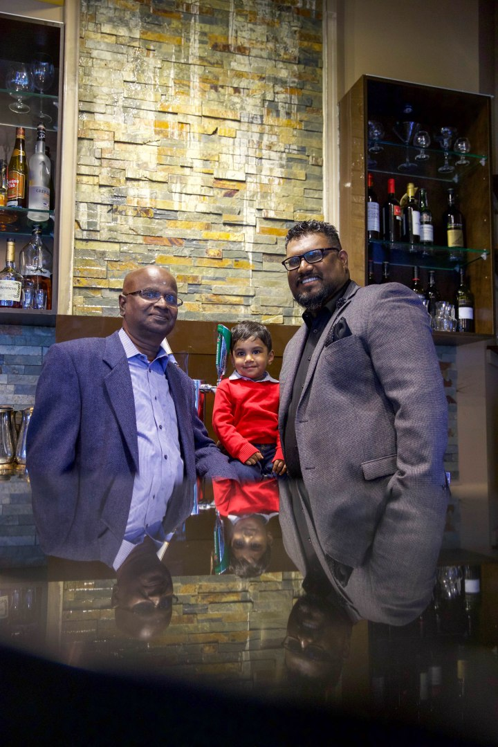 Team Behind Southern Aroma