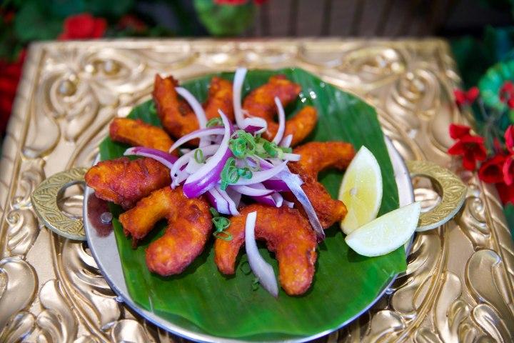 Veggie Kerala Shrimp Fry 2