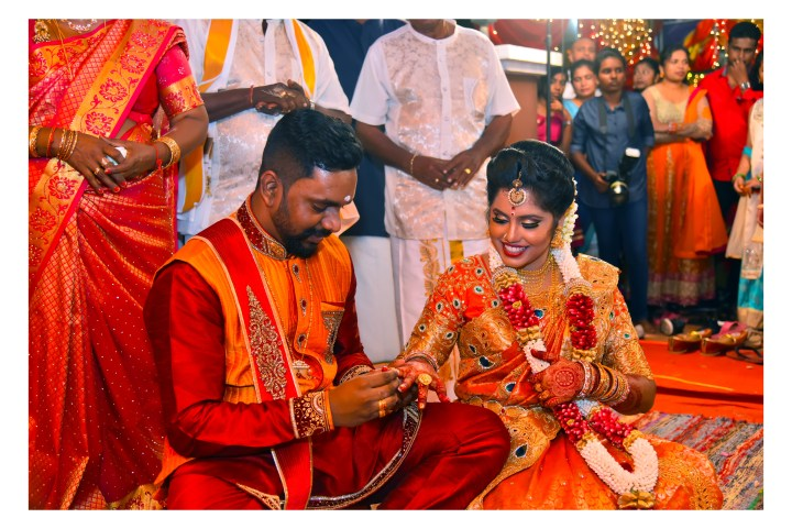Thasheela & Velselvam – Engagement Ceremony