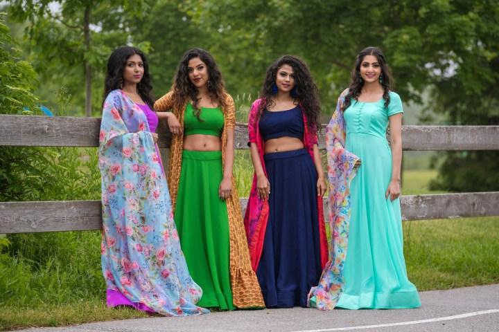 Sharmilaa K Designs Summer Collection